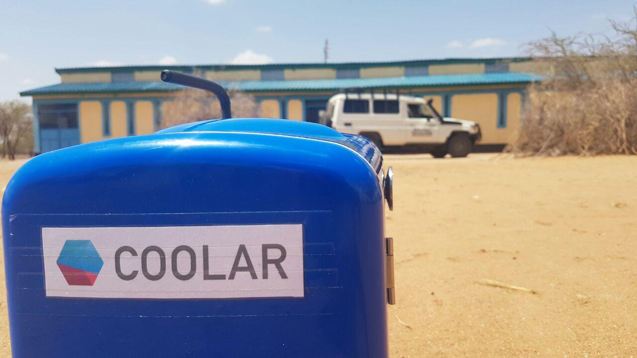 News from Coolar: New prototype and encouraging field study in Kenya!