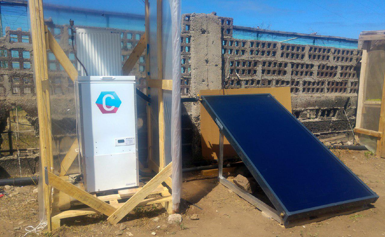 Coolar Field Test on Tenerife successful